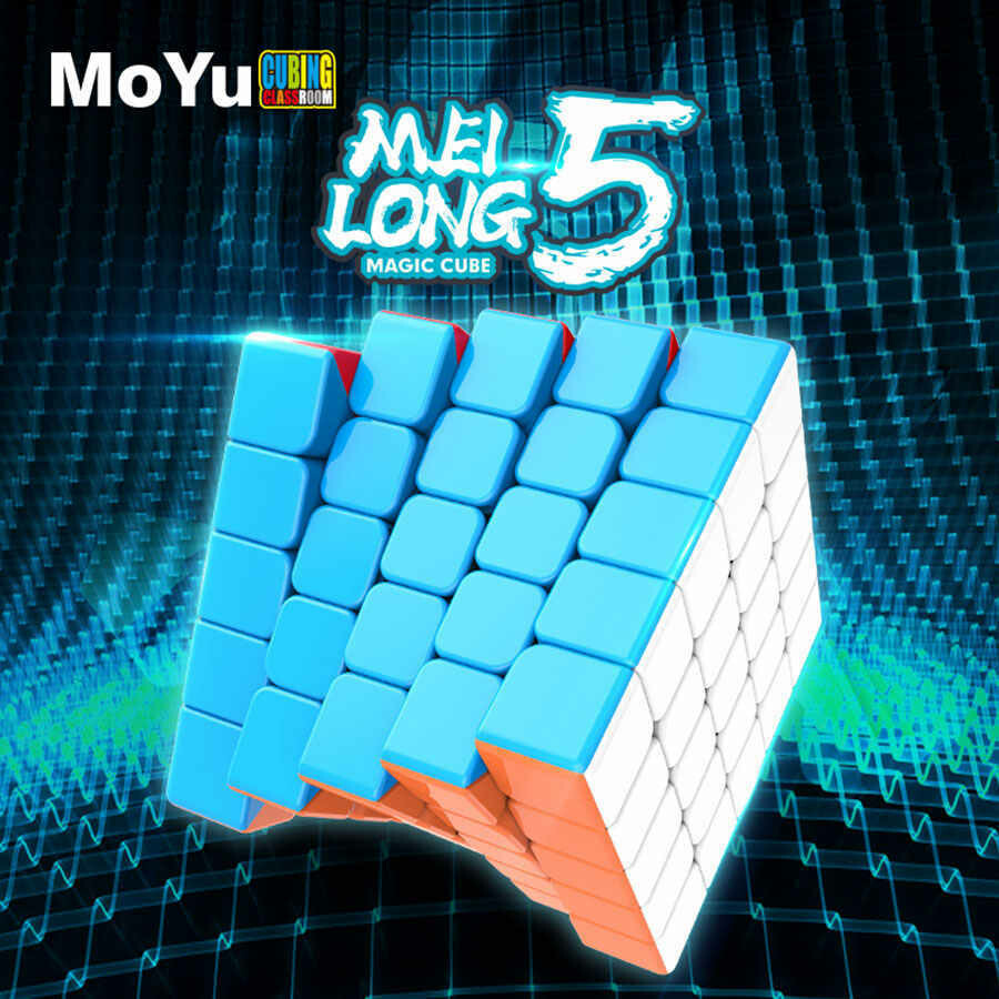 Головоломка MOYU MEILONG WCA 5x5x5 color
