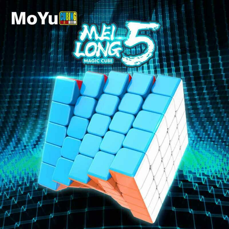 MOYU MEILONG WCA 5x5x5 color