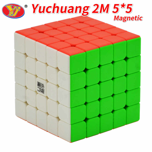 YJ YUCHUANG V2 5x5x5 Magnetic