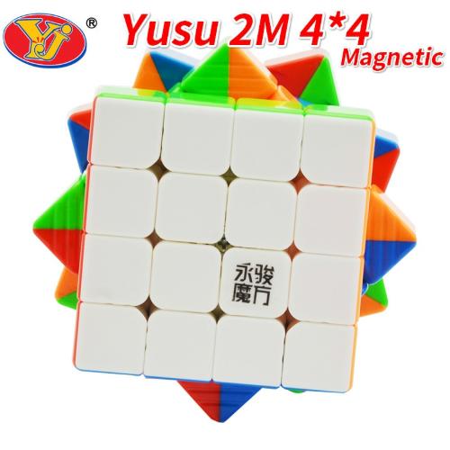 YJ 4х4х4 YUSU V2 Magnetic