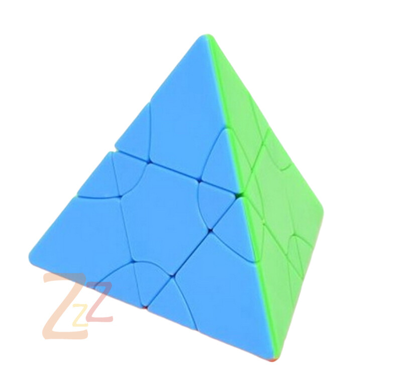 Головоломка LimCube Transform Pyraminx 2x2x2 color