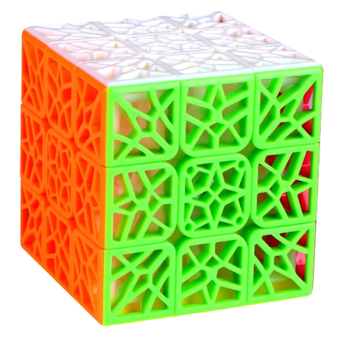 QiYi MOFANGGE DNA CUBE 3x3x3 color
