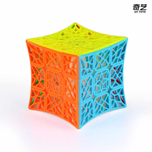 QiYi MOFANGGE DNA CUBE CONCAVE 3x3x3 color