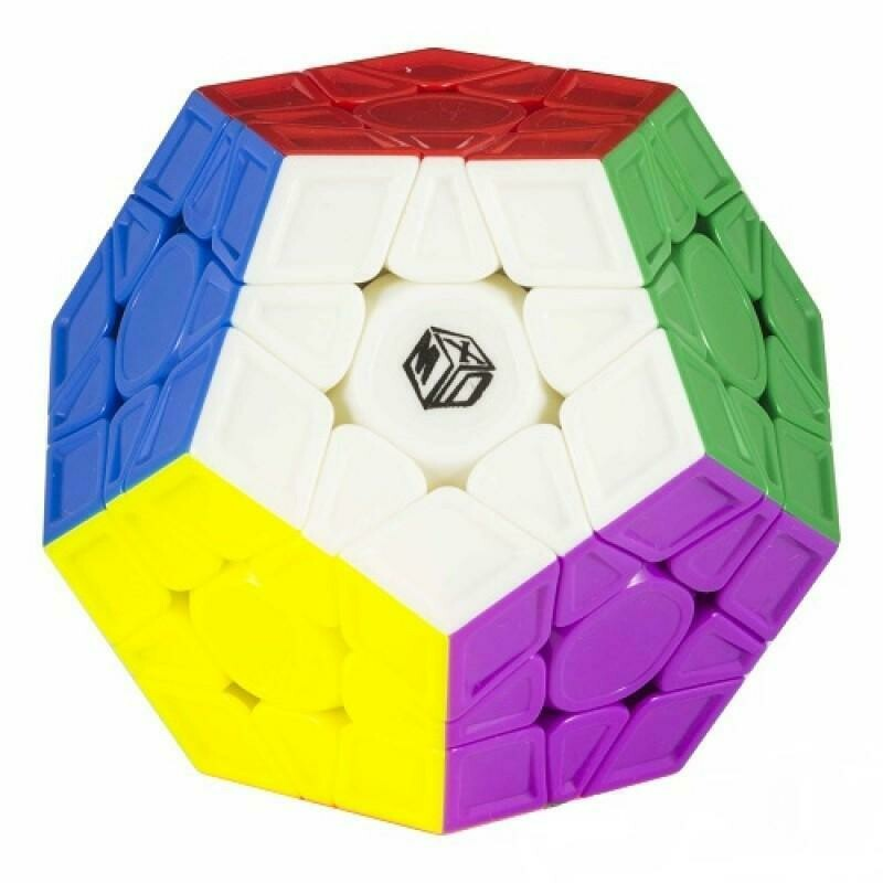 Мегаминкс MoFangGe X-Man GALAXY Megaminx v2 L Sculpted color