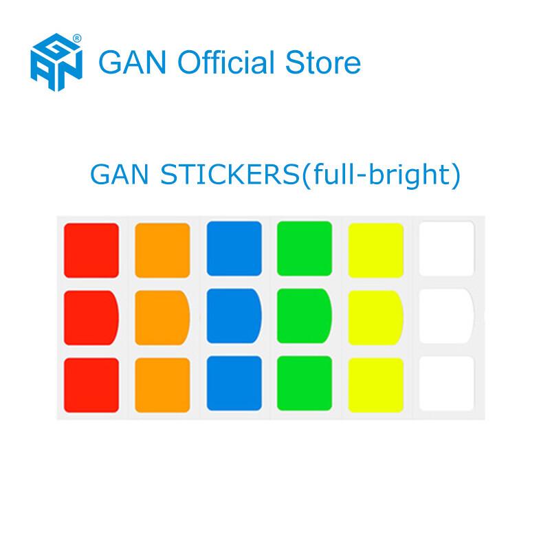 Наклейки GAN 3-56 оригинальные