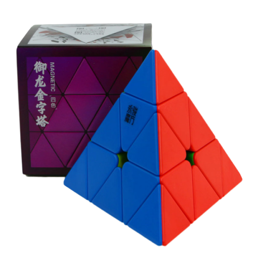YJ YULONG V2 PYRAMINX MAGNETIC color