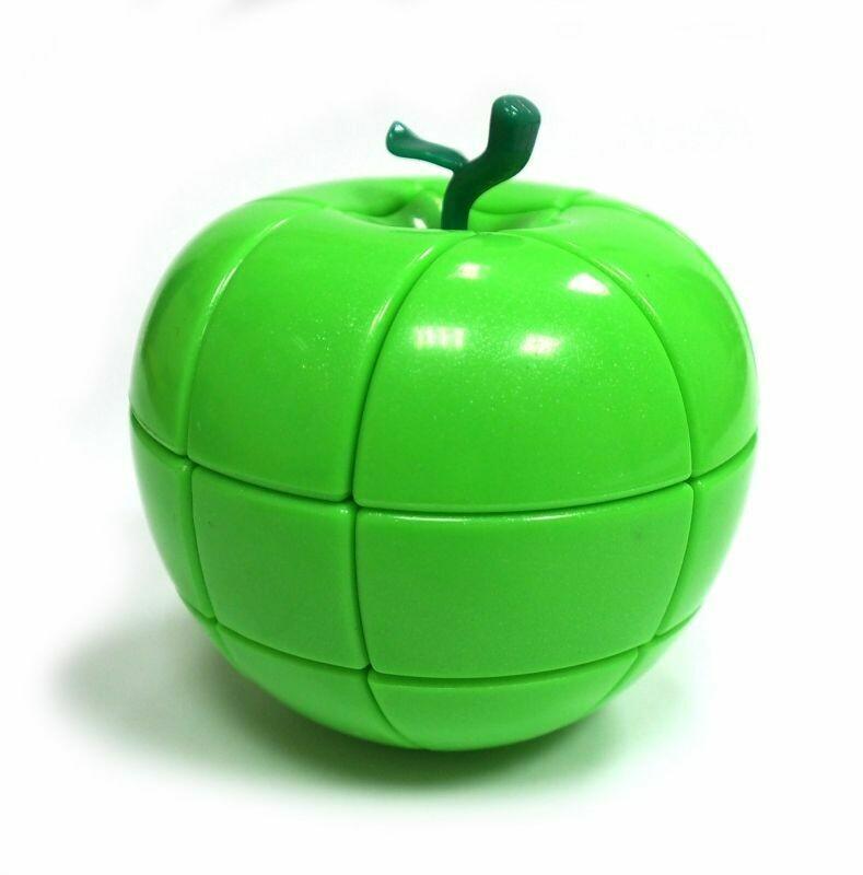 Головоломка YJ 3x3x3 Apple green