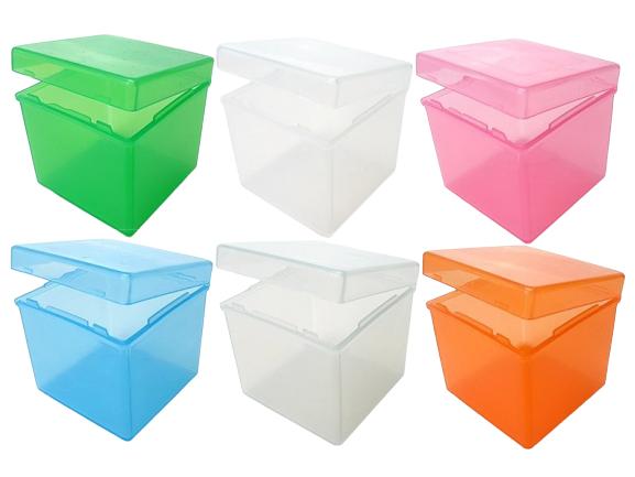 Бокс для кубика Рубика 57мм пластик
