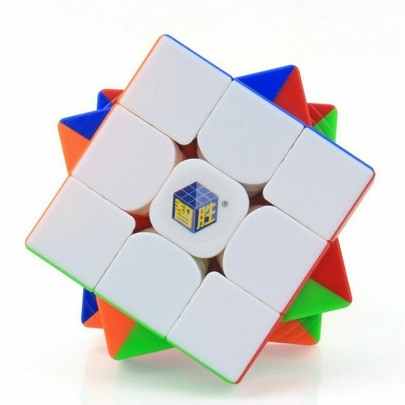 Головоломка YUXIN LITTLE MAGIC 3x3x3 color