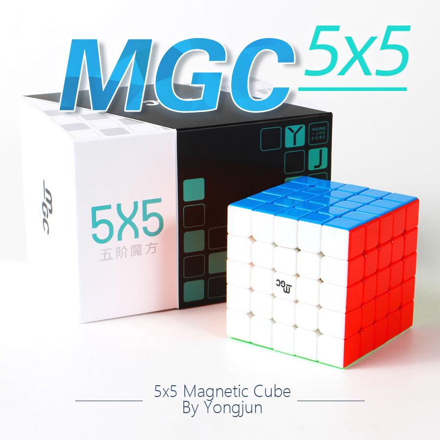 ОМСК - БЕСПЛАТНАЯ АВТОДОСТАВКА : YJ MGC 5x5x5 Magnetic color