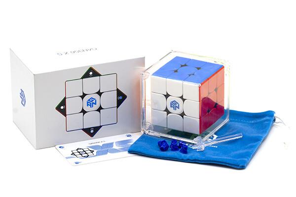 С-Пб., КУПЧИНО - СДЭК (2 ДНЯ) : GAN XS 356 Magnetic +  Смазка GAN 10ml