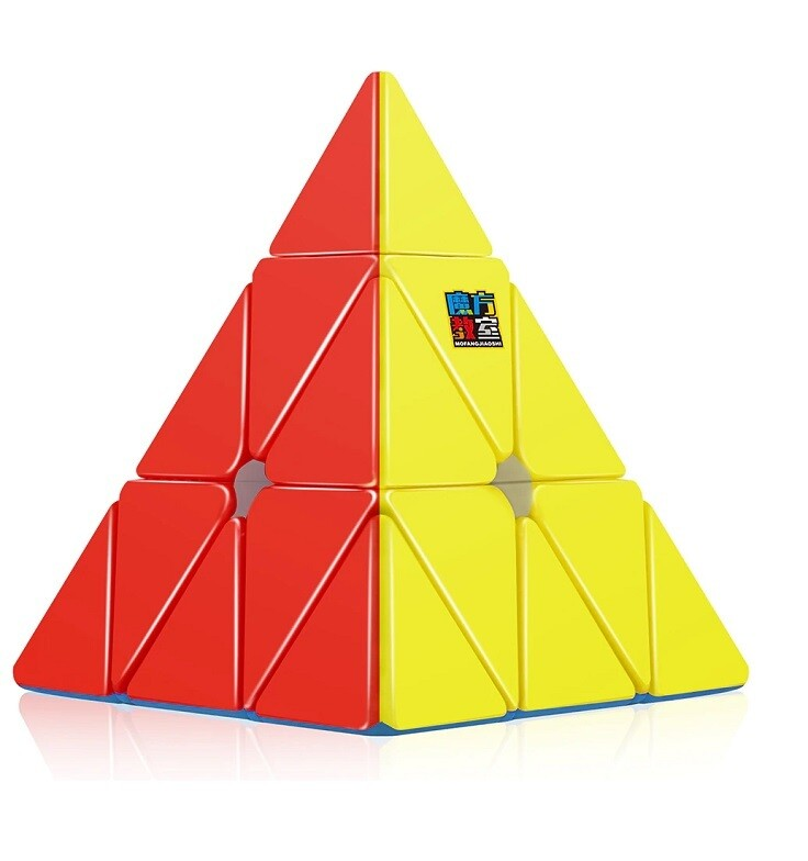 MOYU MEILONG PYRAMINX WCA color