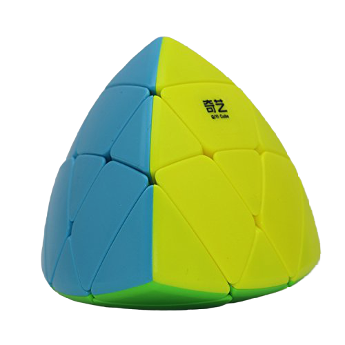 QiYi Cube Mastermorphix 3x3x3 color