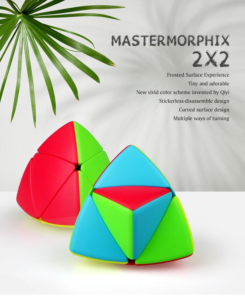 QiYi Cube Mastermorphix 2x2x2 color