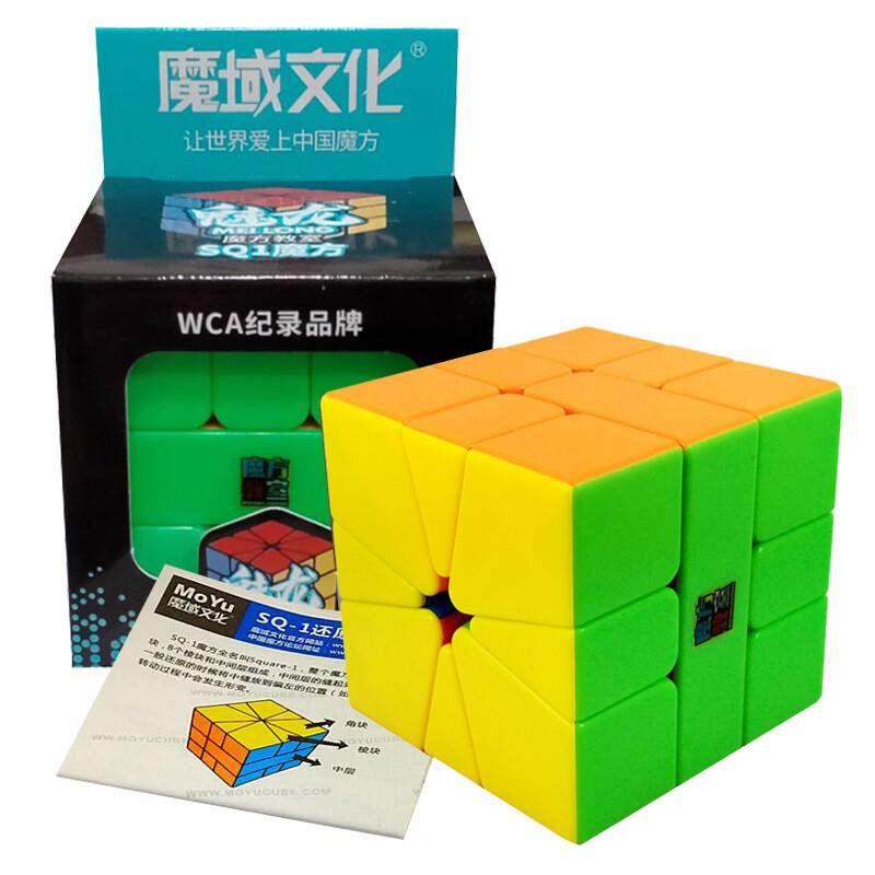 Головоломка MOYU Square-1 MEILONG SQ-1 color