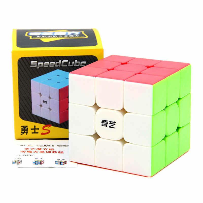 кубик Рубика QiYi MoFangGe Warrior S 3x3x3