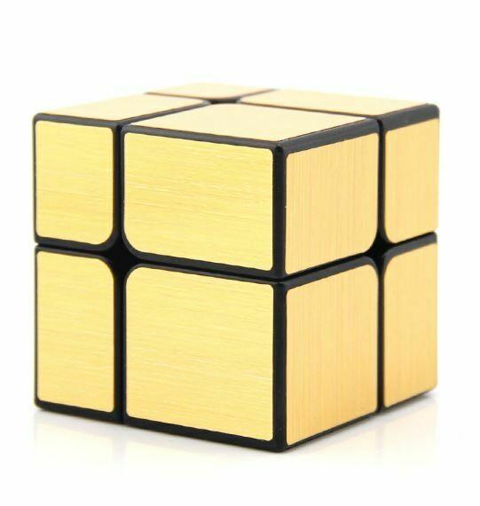 Головоломка YJ Mirror Blocks 2x2x2 golg