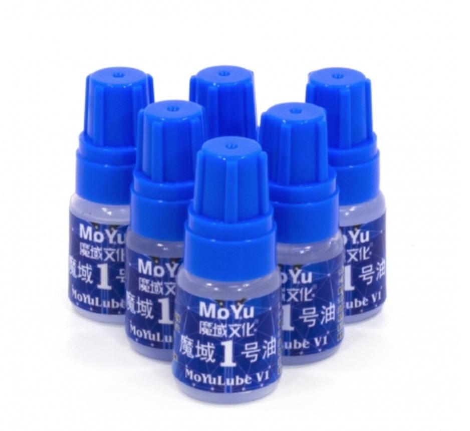 Смазка MoYu LUBE V1 для кубика Рубика 5ml