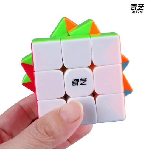 QiYi MoFangGe Warrior S 3x3x3 color
