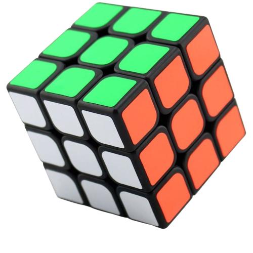 YJ Guanlong V3 3x3x3 black