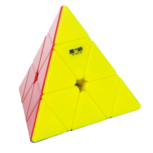 MoFangGe QiMing Pyraminx 3x3x3 color