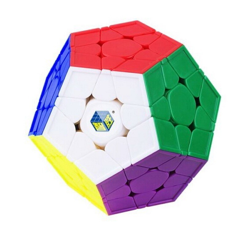 Мегаминкс YUXIN LITTLE MAGIC MEGAMINX V2 color