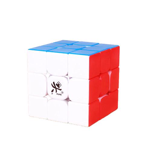 кубик Рубика Dayan Tengyun V2 3x3x3 magnetic color