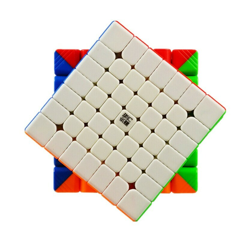 Головоломка YJ YUFU V2 7x7x7 Magnetic