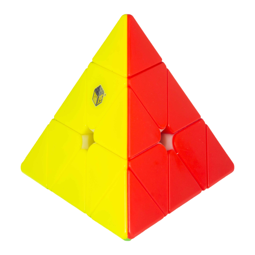YUXIN LITTLE MAGIC PYRAMINX 3x3x3 color