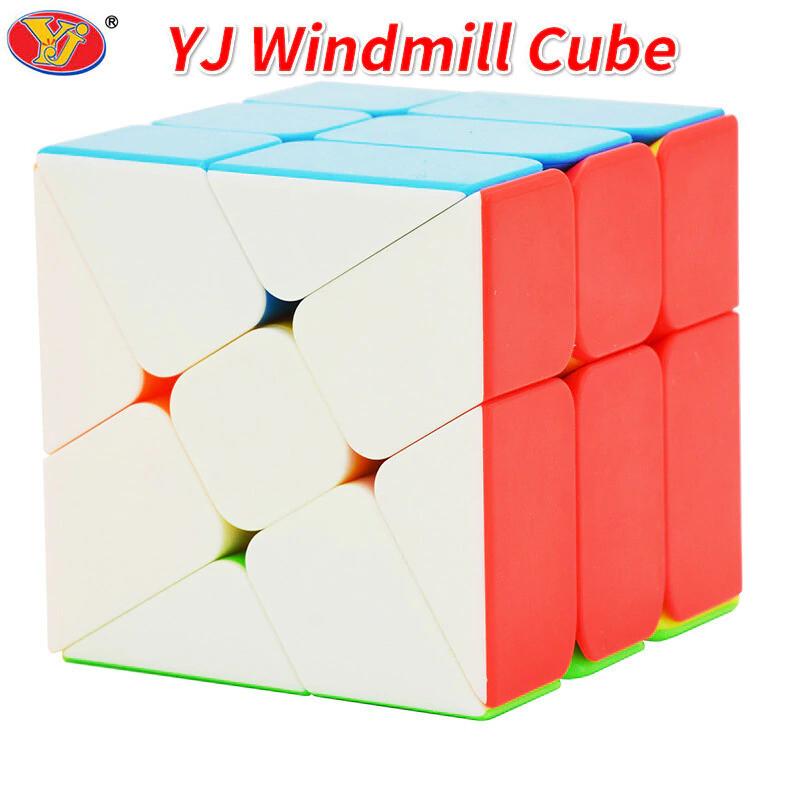 Головоломка Ветряная Мельница YJ Windmill 3x3x3