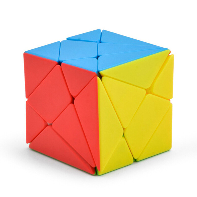 YJ Axis Cube 3x3x3 color