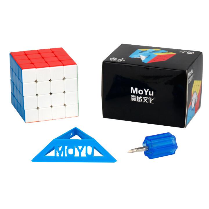 кубик Рубика MOYU MEILONG 4M 4x4x4 magnetic