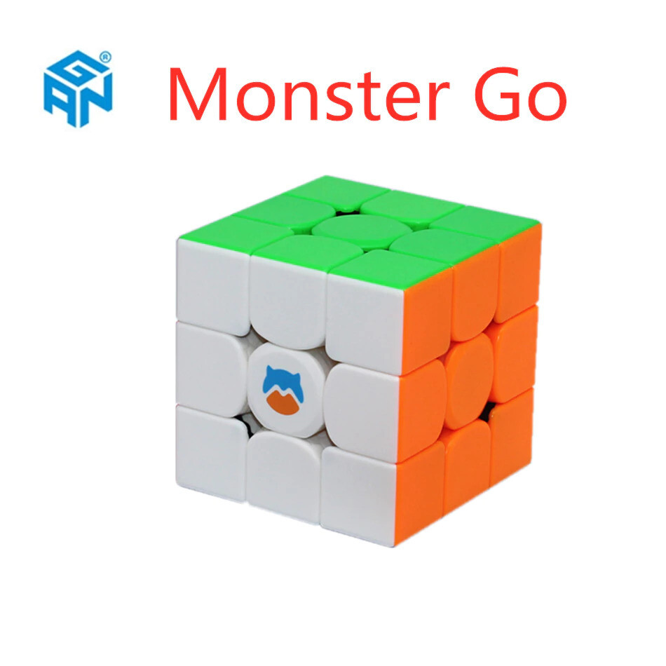 GAN MG3 3x3x3 Magnetic