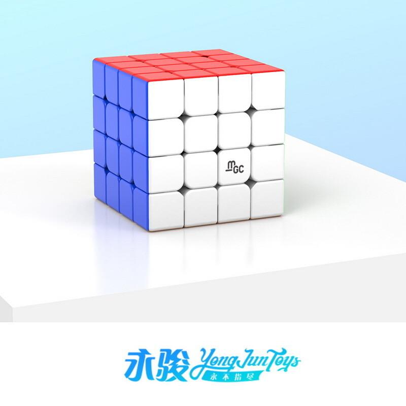 Головоломка YJ MGC4 Magnetic 4x4x4 color