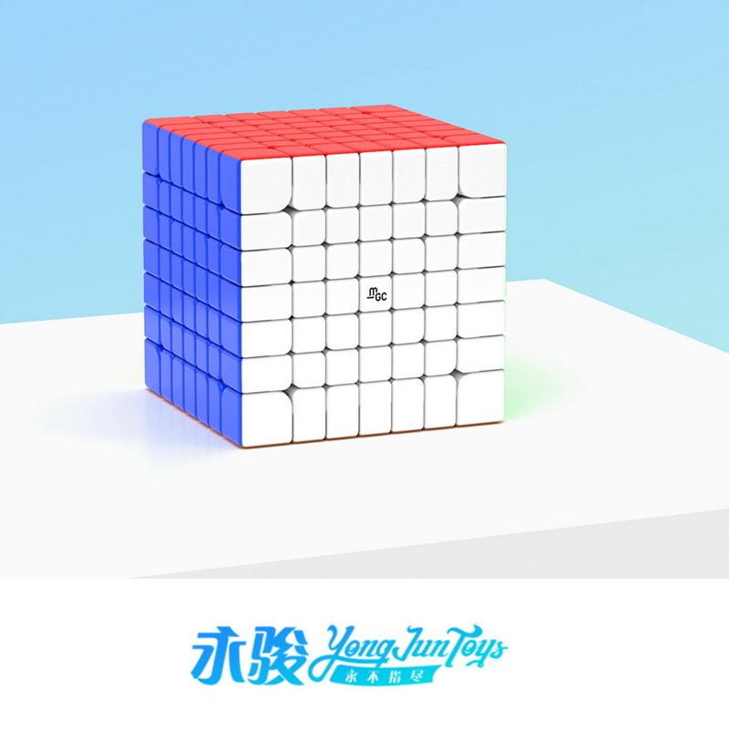 Головоломка YJ MGC7 Magnetic 7x7x7 color