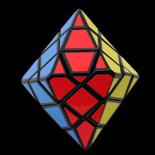DIAN SHENG HEXAGON CONE CUBE 3x3x3