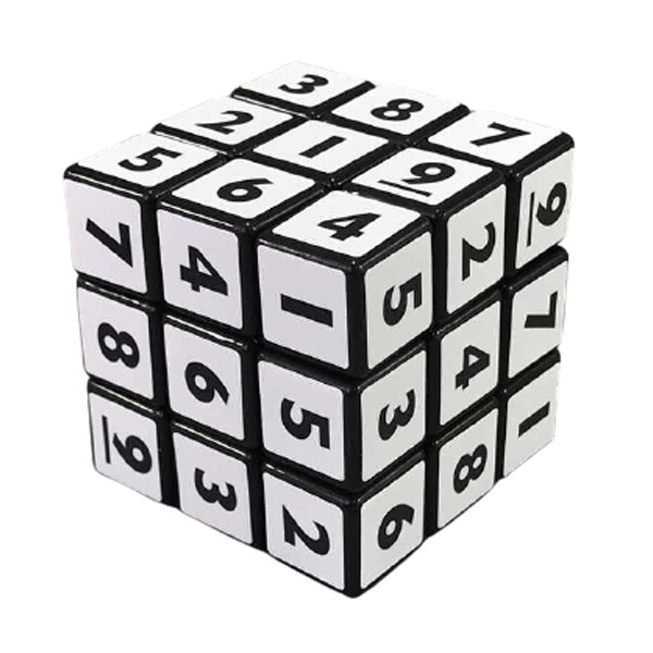 YJ 3x3x3 SUDOKU CUBE