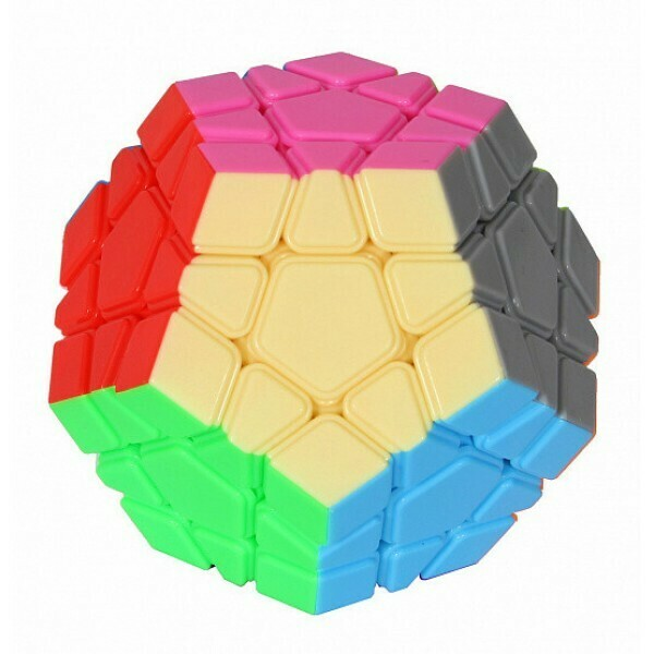 YJ MEGAMINX YUHU R color