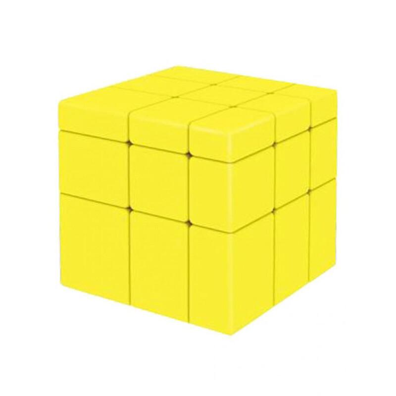Головоломка QiYi Mirror Blocks 3x3x3 yellow