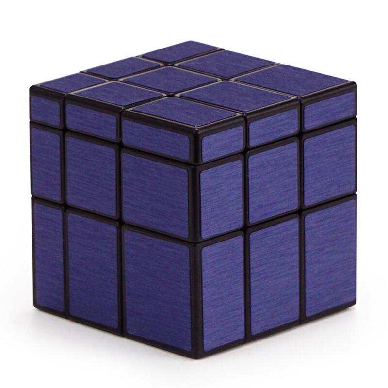 Головоломка QiYi Mirror Blocks 3x3x3 blue
