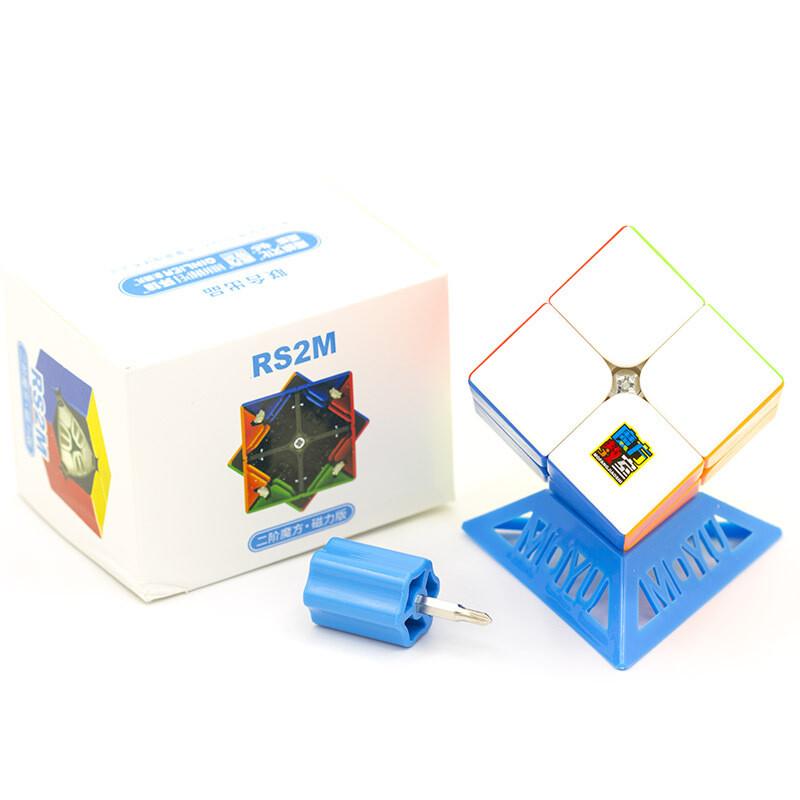 кубик Рубика MoYu 2x2x2 RS2M 2020