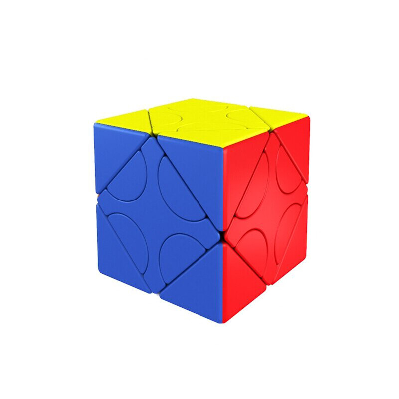 Головоломка MoYu Meilong Hunyuan Oblique Turning Cube-1