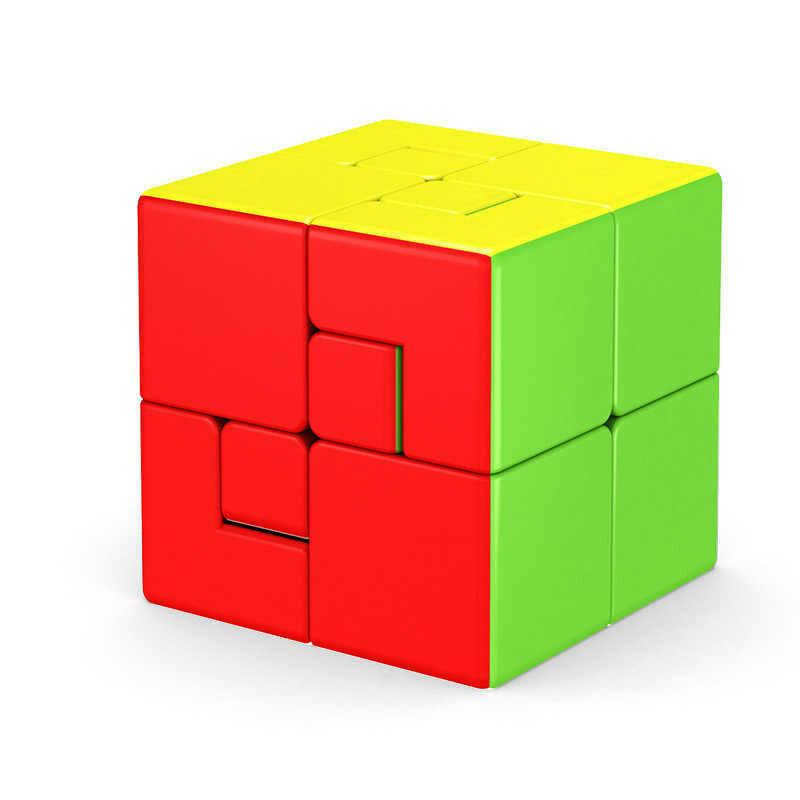 Головоломка MoYu Meilong Puppet Cube-1