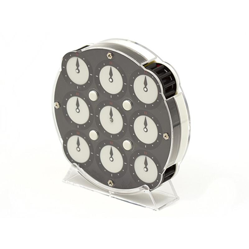 Часы Рубика QiYi MOFANGGE CLOCK Magnetic