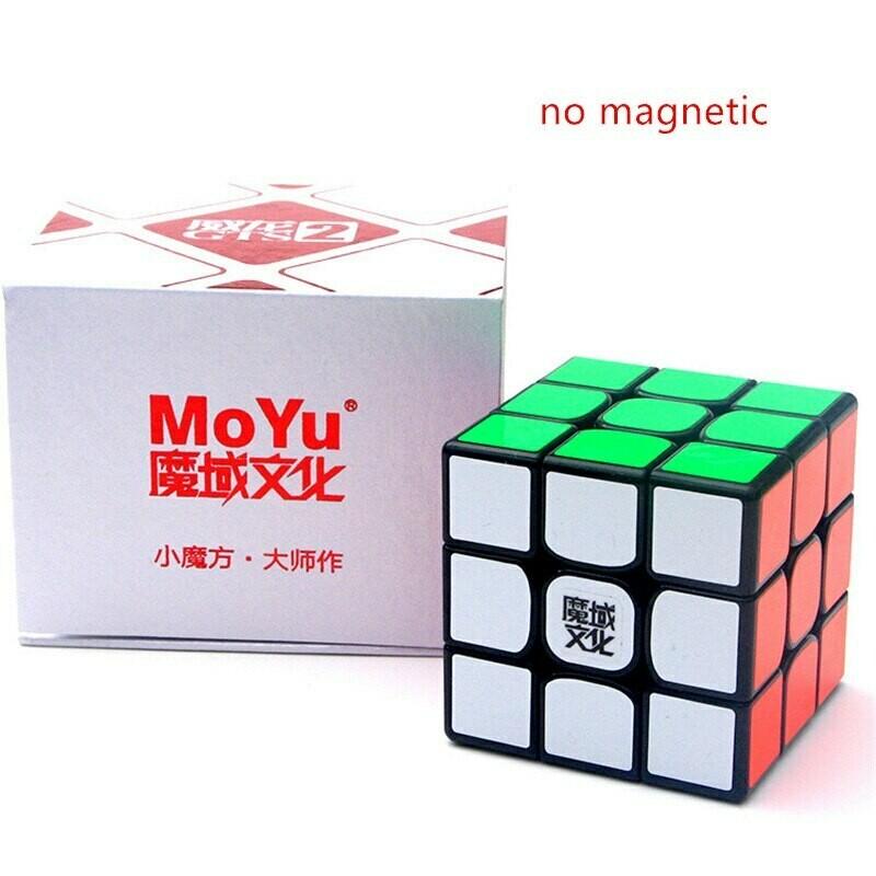 MoYu Weilong GTS2 3x3x3 black