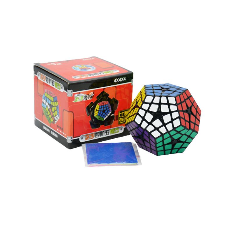Мегаминкс SENGSO MASTER KILOMINX 4x4x4 black
