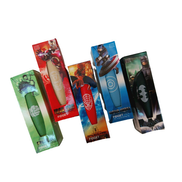 Антистресс Fidget Stick MOKURU MARVEL HEROES