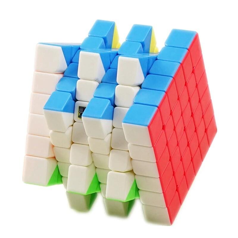 кубик Рубика MOYU MEILONG WCA 6x6x6color