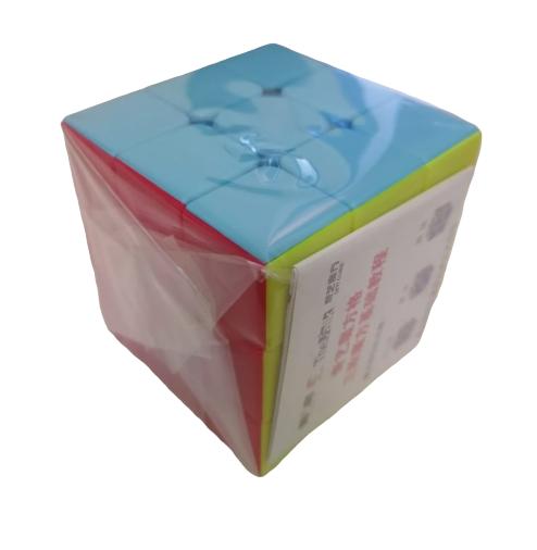 кубик Рубика QiYi MoFangGe Warrior W 3x3x3 color