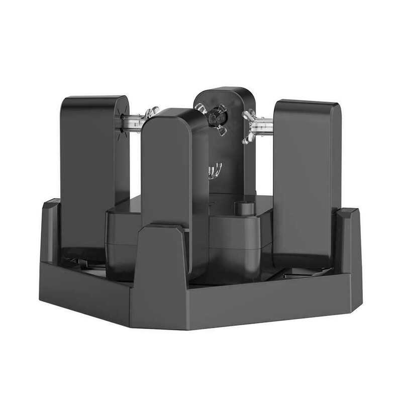 Игровой робот GAN ROBOT black
